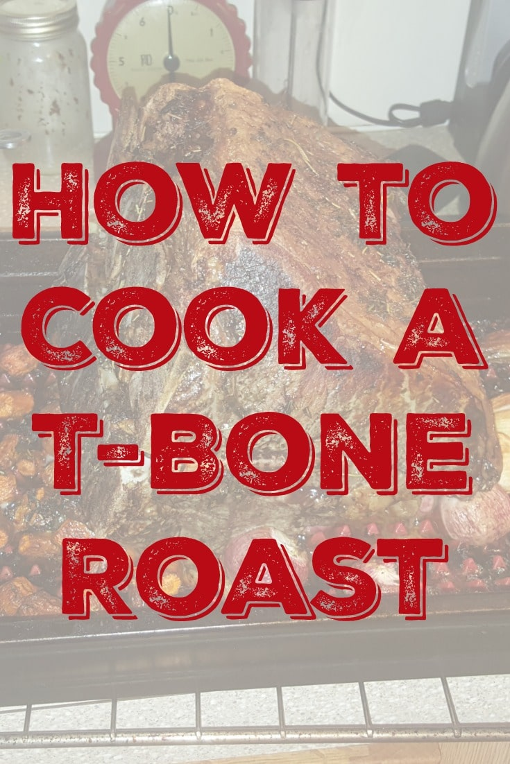how to cook t bone in oven
