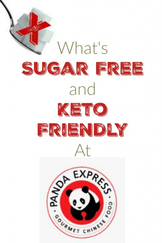 What's Sugar Free and Keto Friendly at Panda Express?