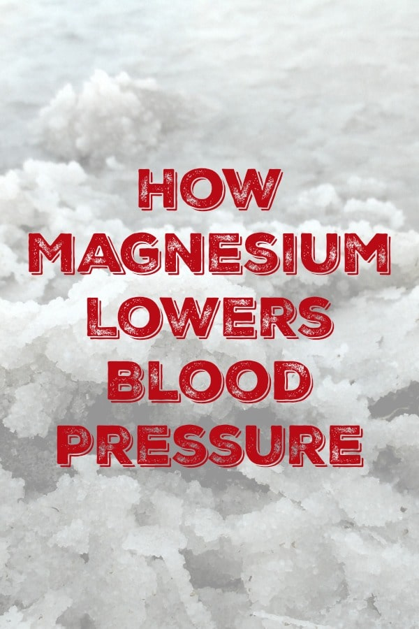 How Magnesium Lowers Blood Pressure