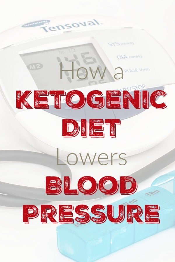 How a Ketogenic Diet Lowers Blood Pressure