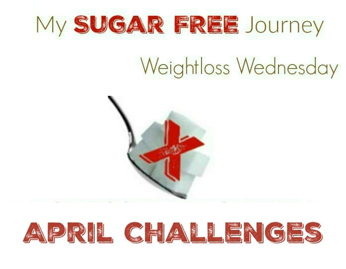 4/3 Weightloss Wednesday: April Challenges