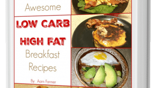Low Carb High Fat Breakfast Recipes