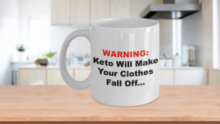 WARNING: Keto Will Make Your Clothes Fall Off...