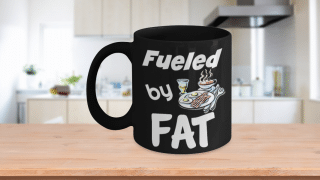 Fueled by Fat