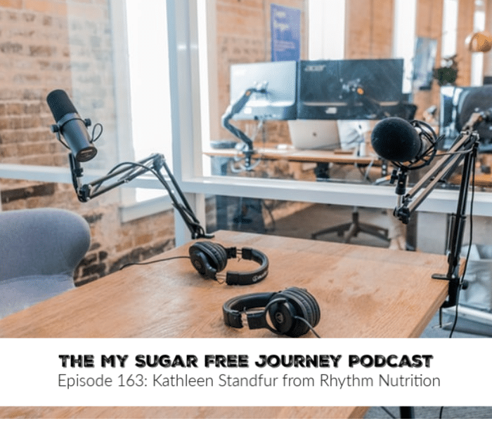 KAthleen Standafur from Rhythm Nutrition