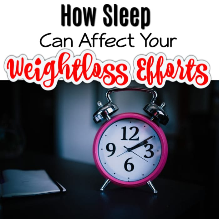Obesity has become out of control over the years in America.  With stress, fast food, and a lack of sleep it can be hard to keep your weight in check.  Click through NOW to see how sleep affects your weight loss efforts...